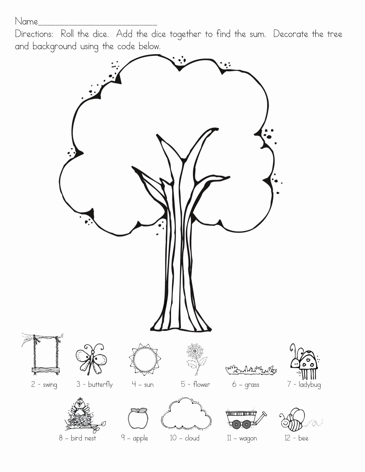 Spatial Concepts Worksheets for Preschoolers Fresh Directions Worksheet Preschool Printable Worksheets and