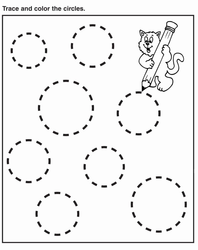 Star Worksheets for Preschoolers Fresh Preschool Tracing Stars Worksheet Printable Tracing Number