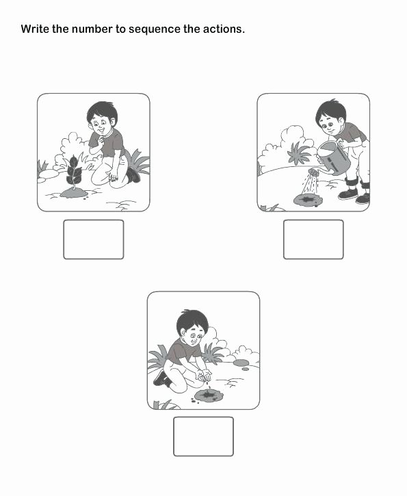 Story Sequencing Worksheets for Preschoolers Inspirational Sequencing Worksheets for Preschool – Dailycrazynews