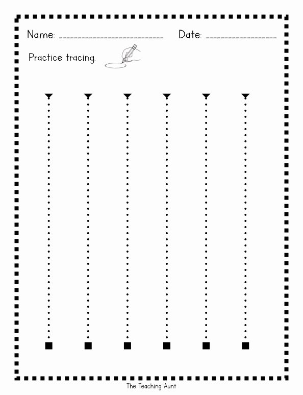 Straight Line Worksheets for Preschoolers Fresh Coloring Pages 64 Staggering Preschool Line Tracing