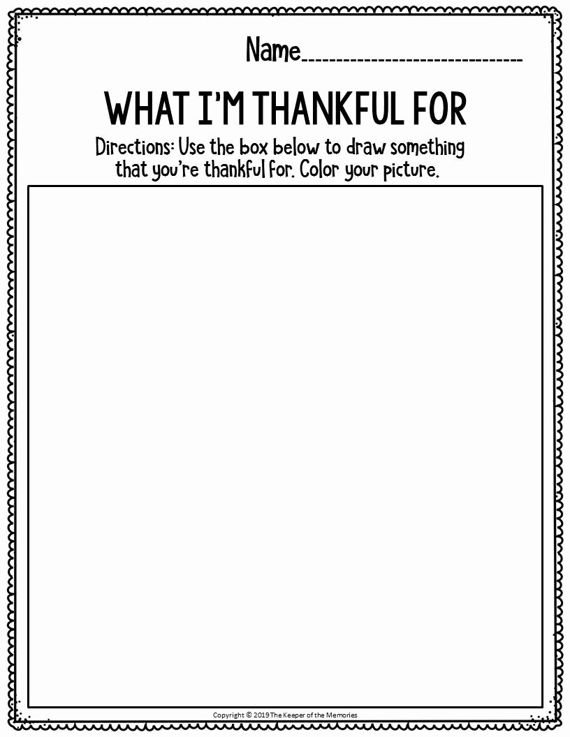 Thankful Worksheets for Preschoolers Awesome Printable Fine Motor Thanksgiving Preschool Worksheets What