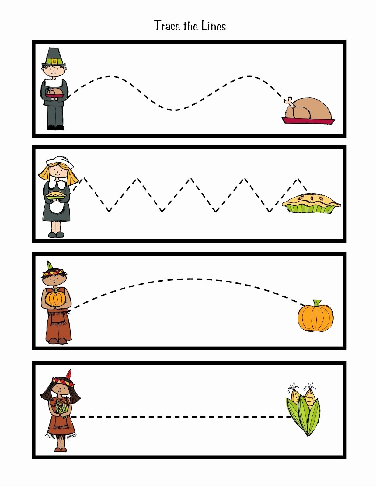 Thankful Worksheets for Preschoolers Unique 100 [ Pre K Thanksgiving Worksheets ]