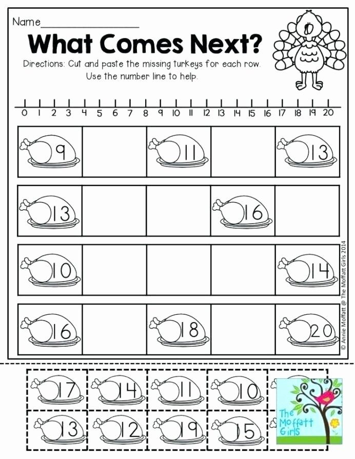 Thanksgiving Worksheets for Preschoolers Awesome Free Printable Thanksgiving Brain Teasers Odd even