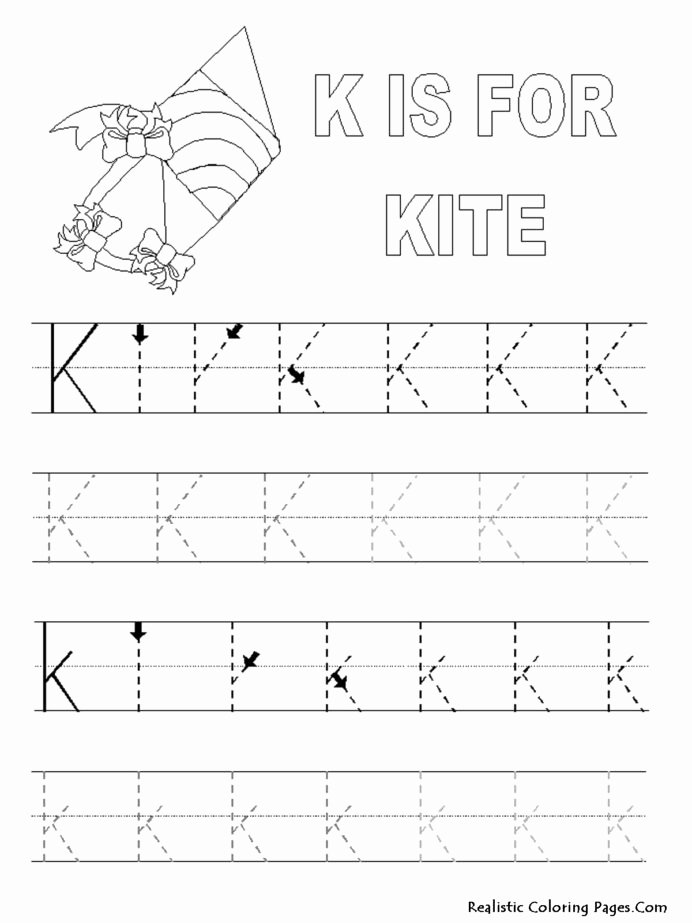 Trace Worksheets for Preschoolers Inspirational Cursive Writing Letter Tracing Worksheet Handwriting Chart
