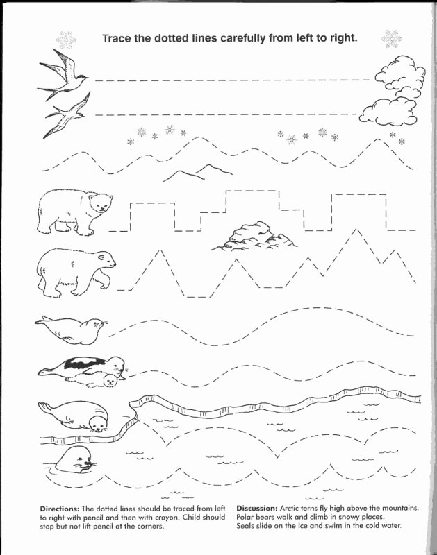 Tracing Lines Worksheets for Preschoolers top Coloring Pages 61 Amazing Tracing Lines Worksheets for