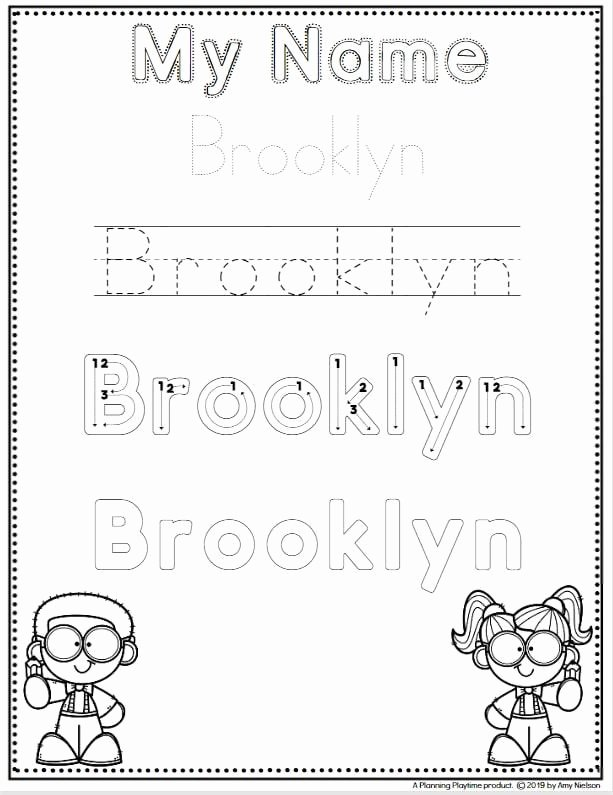 Tracing Your Name Worksheets for Preschoolers New Coloring Pages Name Tracing Worksheets for Preschool