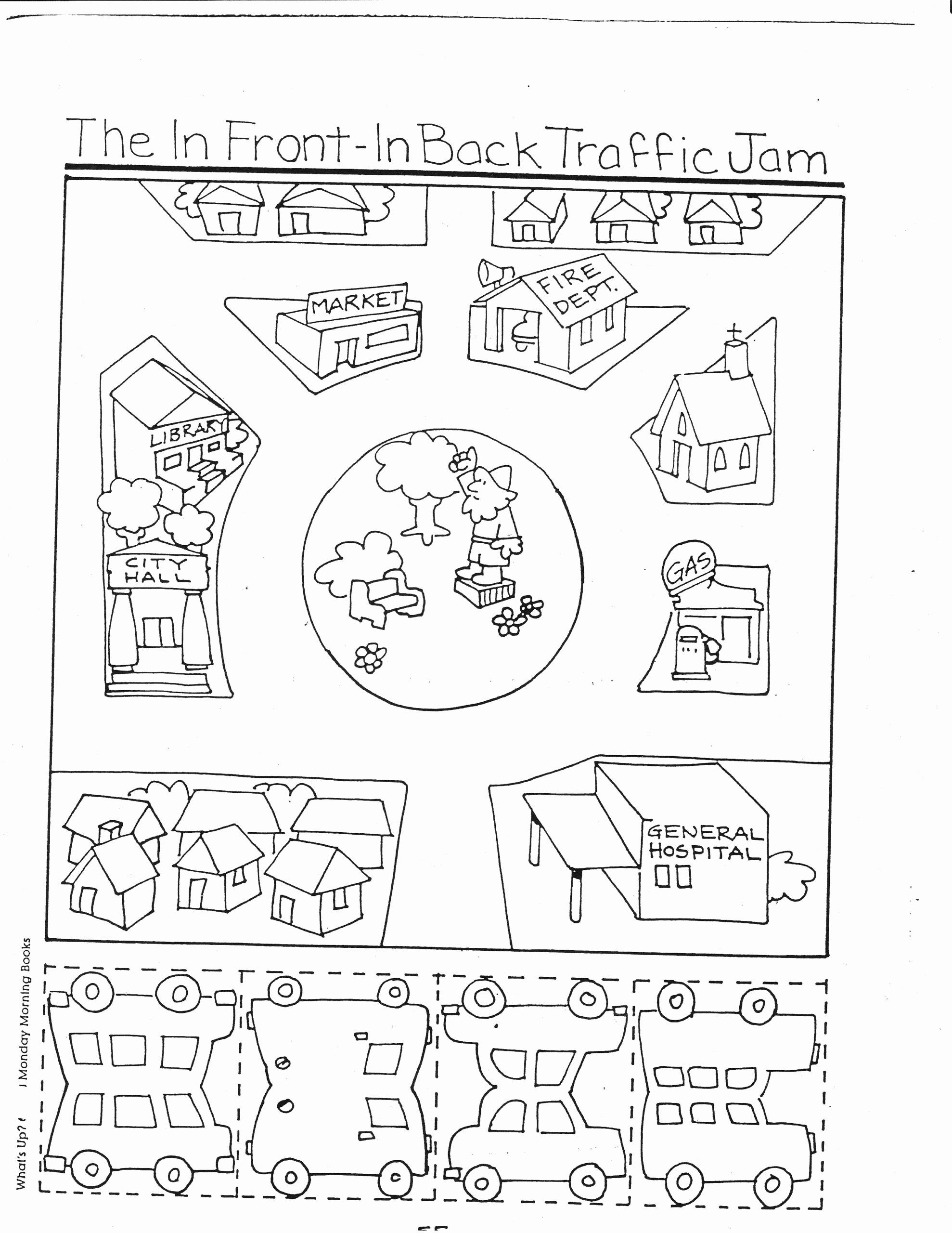 Transport Worksheets for Preschoolers top Transportation Kindergarten Nana Counting Strips Worksheets