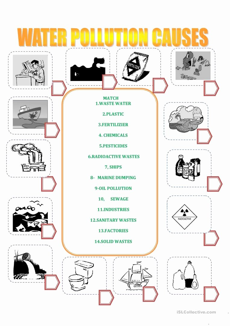 Uses Of Water Worksheets for Preschoolers Beautiful English Esl Water Worksheets Most Ed 94 Results