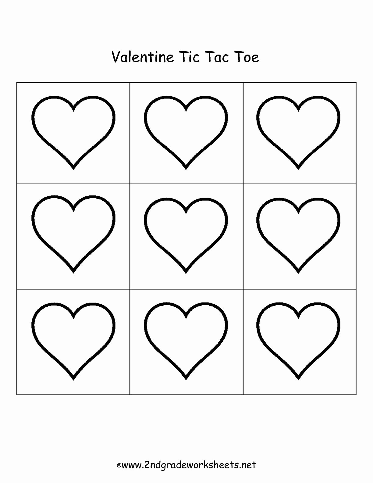 Valentine Worksheets for Preschoolers Beautiful Valentine S Day Printouts and Worksheets