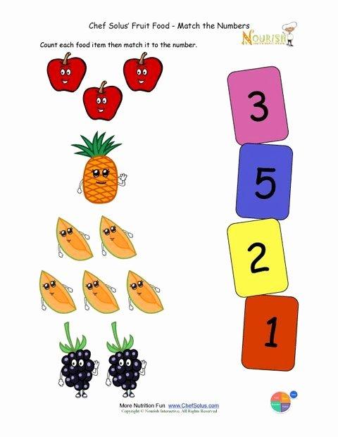 Vegetables Worksheets for Preschoolers Best Of Fruit and Ve Able Worksheet for Kids
