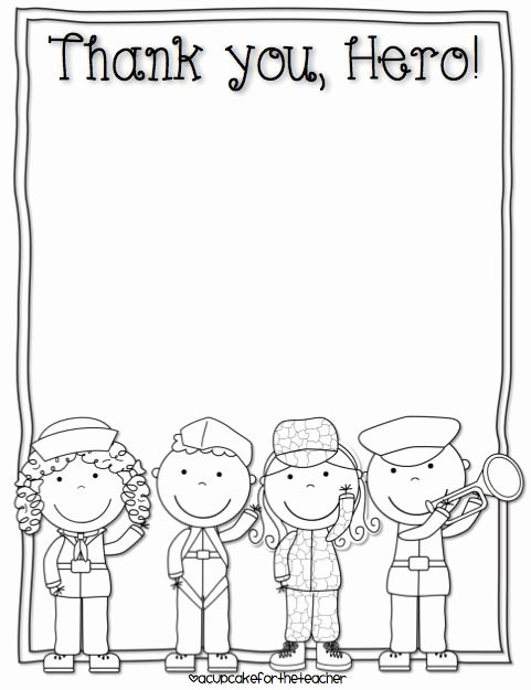Veterans Day Worksheets for Preschoolers New Free Veterans Day Writing Printables