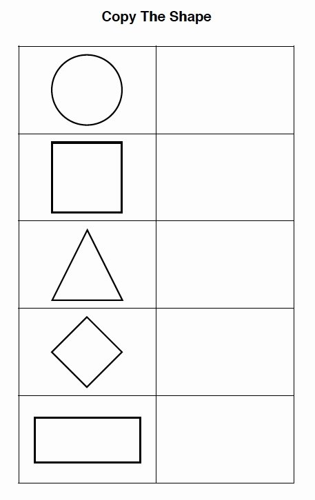 Visual Perception Worksheets for Preschoolers New Pediatric Occupational therapy Tips Free Visual Perceptual