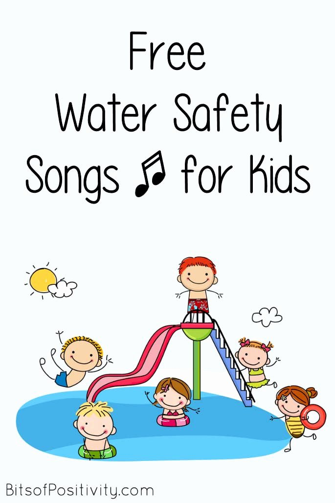 Water Safety Worksheets for Preschoolers Inspirational Free Water Safety songs for Kids Bits Of Positivity