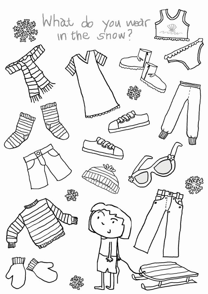 Winter Activities Worksheets for Preschoolers Fresh Ot Stuff Image by Lindsay Winter Activities Preschool Summer