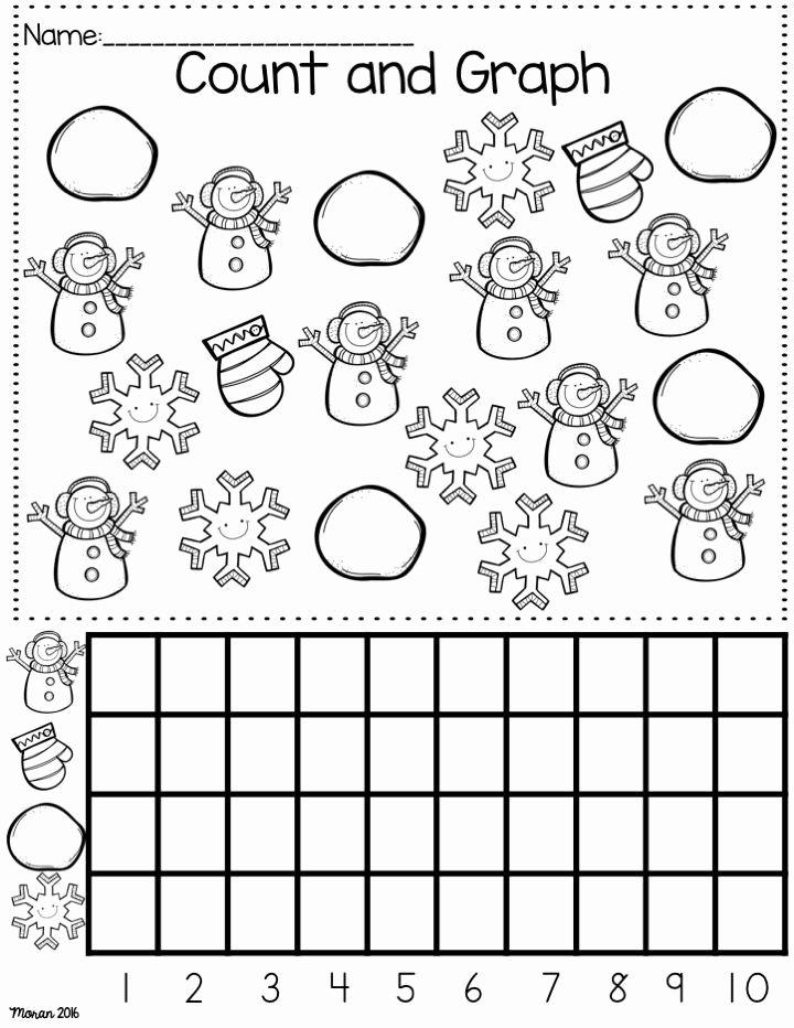Winter Worksheets for Preschoolers Lovely Kindergarten Math and Ela Winter Worksheets