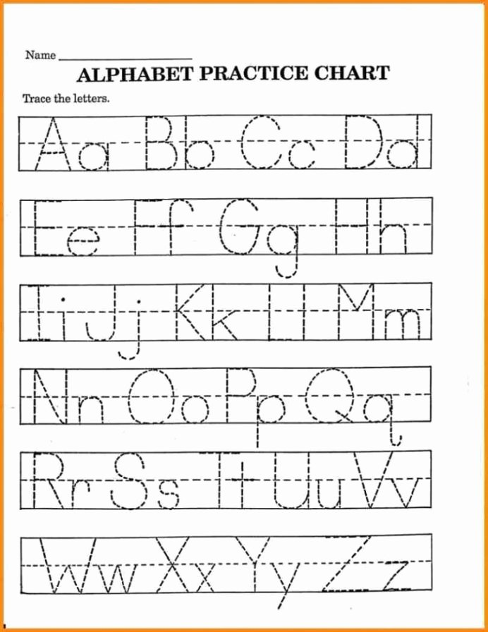 Worksheets for Preschoolers Alphabet Inspirational Pre Math Worksheets Printable Alphabet Learning Fun