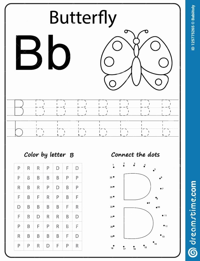 Worksheets for Preschoolers Letters Best Of Writing Letter Worksheet Alphabet Exercises Game Learning