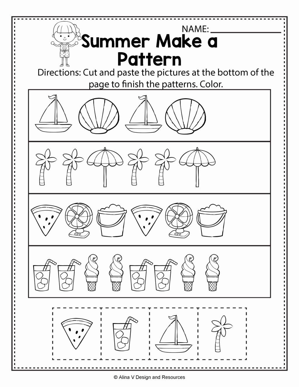 Worksheets for Preschoolers Printable Beautiful Worksheet Free Science Worksheet Preschool to