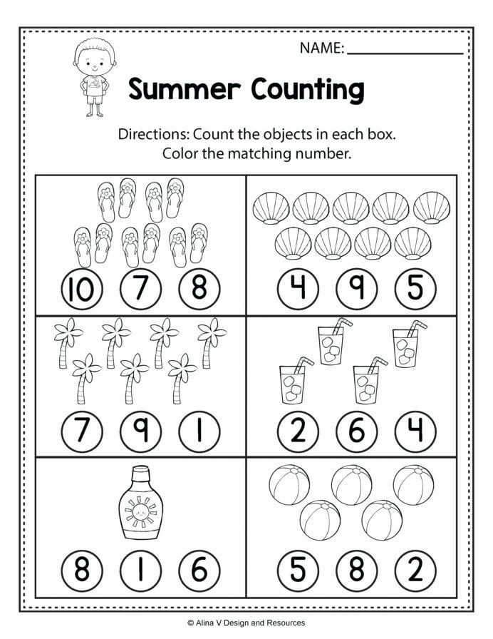 Worksheets for Preschoolers Printable Inspirational Color Worksheets for toddlers Printable Preschool Number