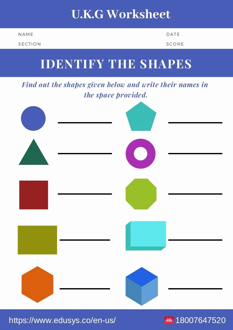 Worksheets for Preschoolers to Write their Name Best Of Kindergarten Math Worksheet Free Pdf Printable