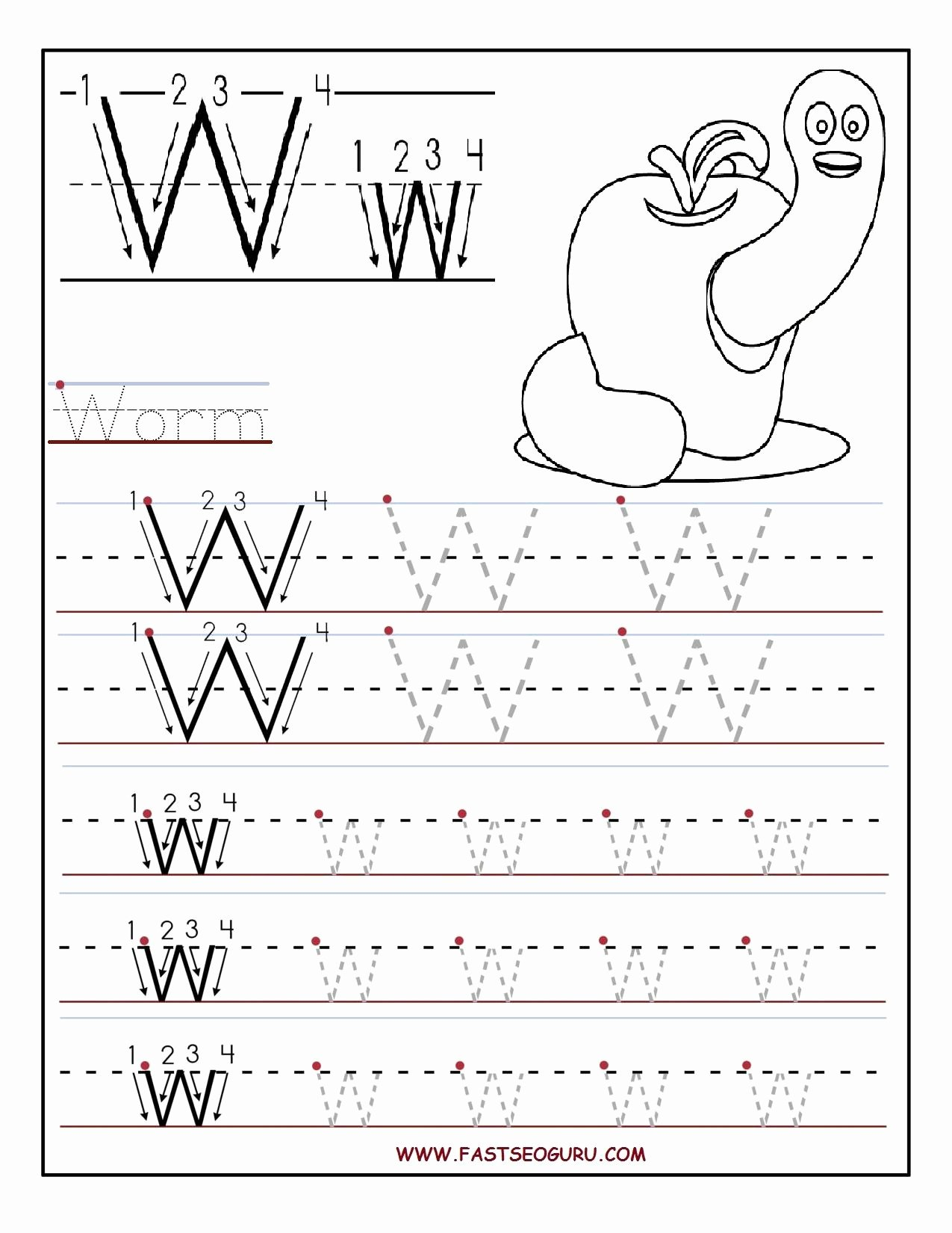 Worm Worksheets for Preschoolers Unique Free Printable Worm Worksheets