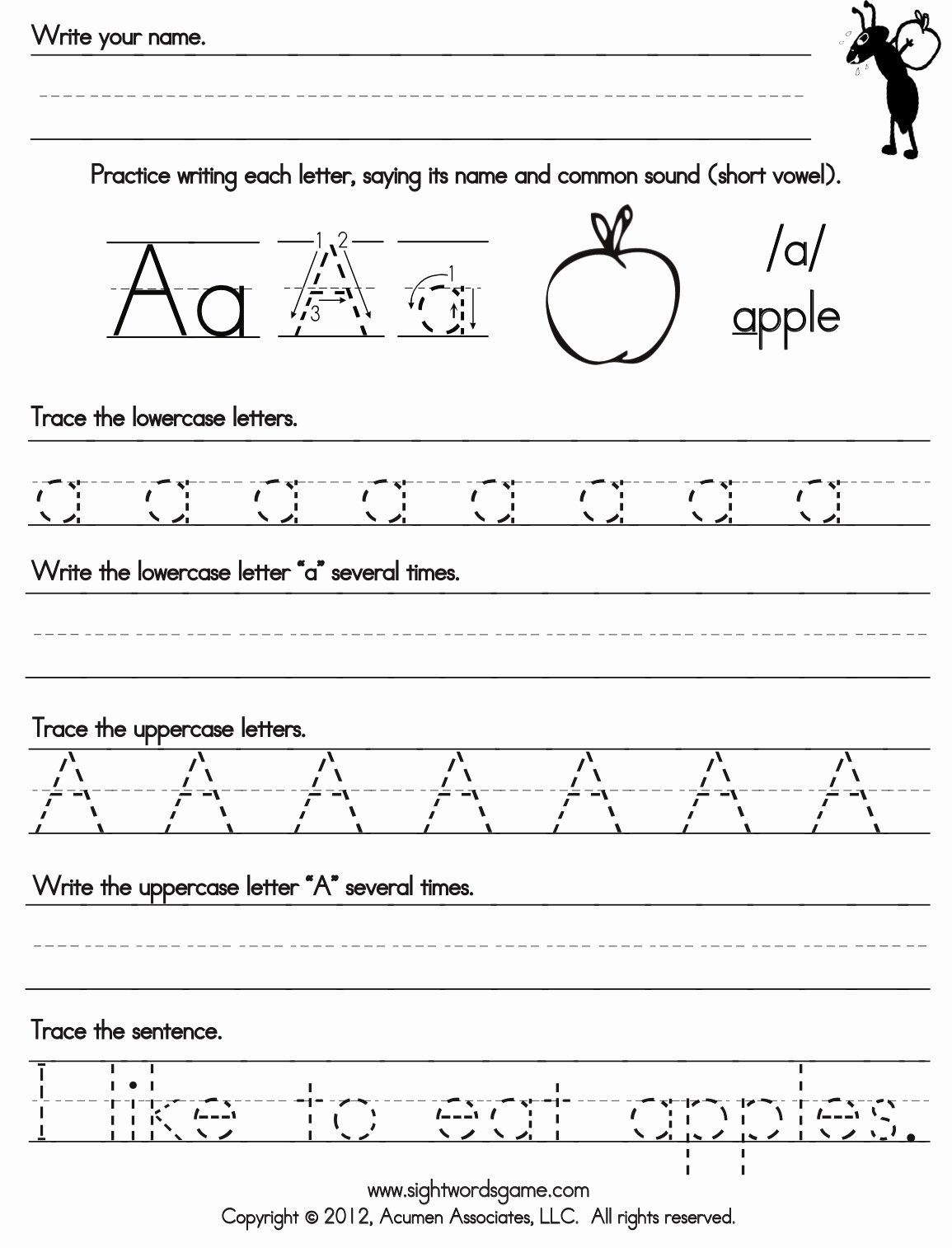 Writing Abc Worksheets for Preschoolers New Worksheets Writing Worksheet Round the Bean Belle Img