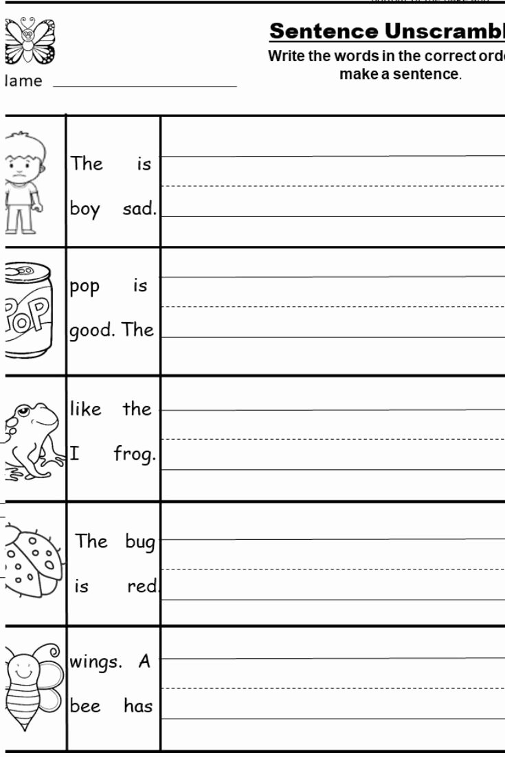 Writing Worksheets for Preschoolers top Worksheet Free Kindergarten Writing Worksheets Printable