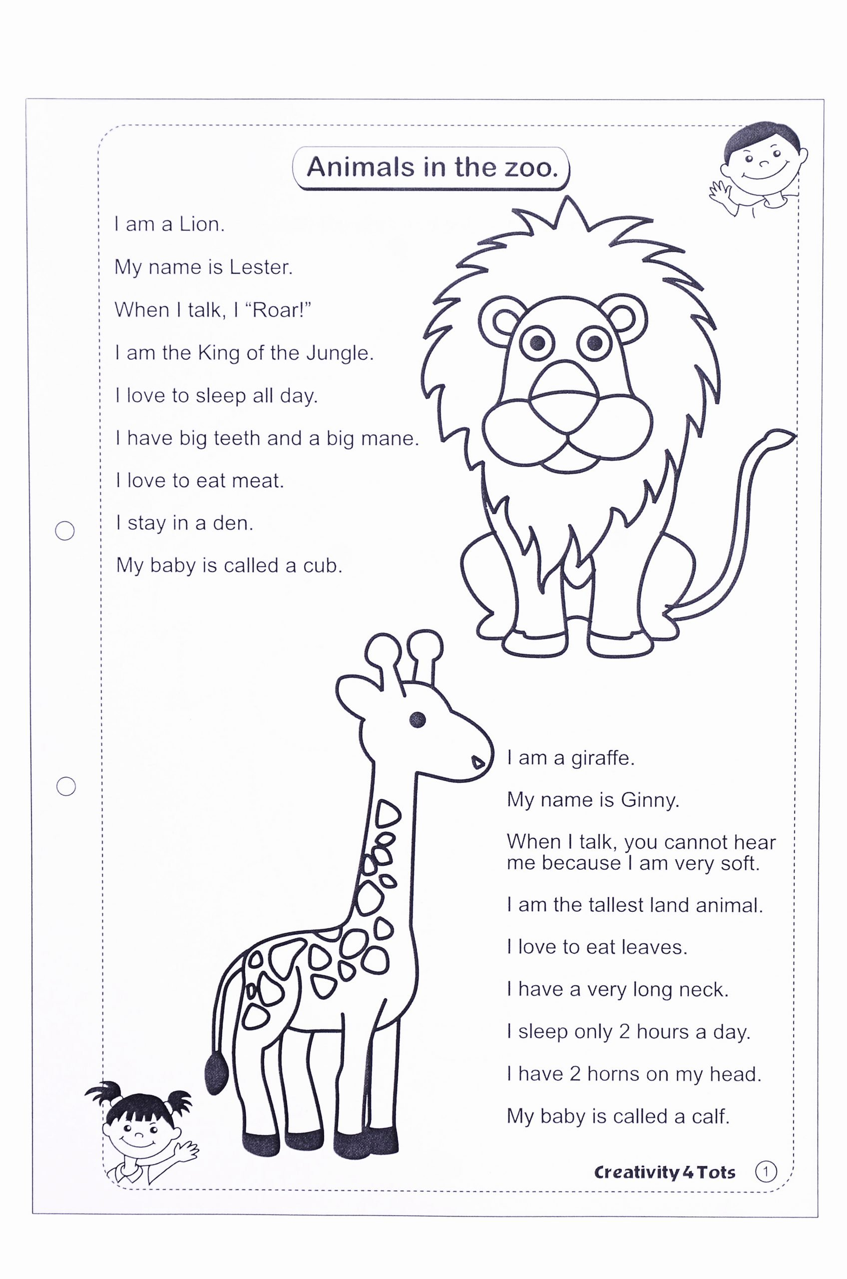 Zoo Animal Worksheets for Preschoolers Lovely Pin by Sheryl Cooper On Worksheets